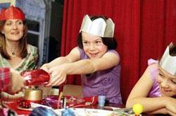игры для детского праздника, домашние праздники