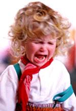Дитячі капризи. Причини,та методи подолання.