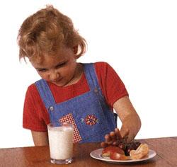 ребенок мало ест