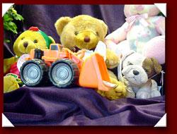 дитячі ігри, дитячі іграшки