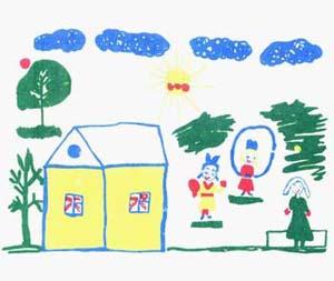 по рисунку ребенка  как понять психологию