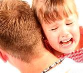 капризы при расставании с родителями