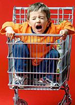 истерики в магазине