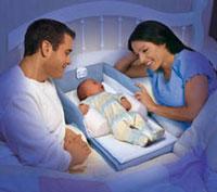 отучить спать в родительской кровати