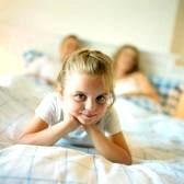 отучить спать в родительской постели