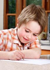 Обучение письму детей дошкольного возраста