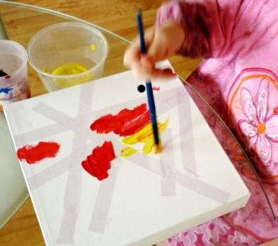 детское творчество в детском саду