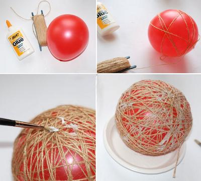 Как сделать из пряжи игрушку своими руками