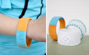 Как сделать кольцо из бумаги своими руками в домашних условиях