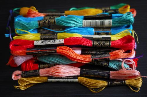 Как сделать браслет из нитки своими руками