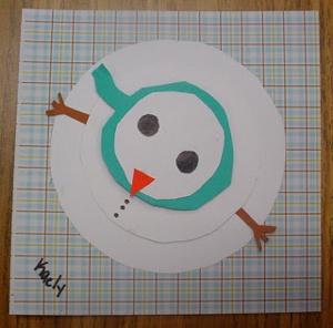 самодельные новогодние открытки