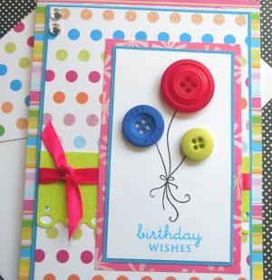 открытка день рождения своими руками