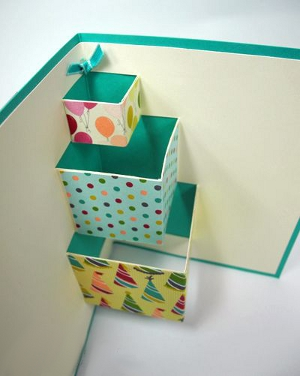Поделки открытки своими руками на день рождения