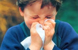 простуда у детей лечение