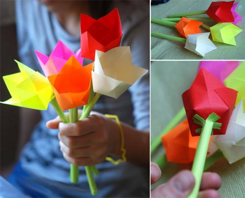 Как сделать подарки для мамы и бабушки 661