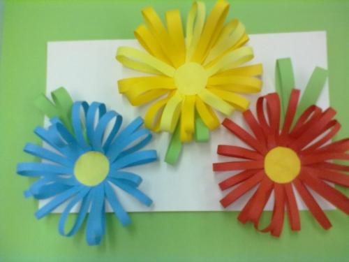 Цветы из пуговиц своими руками