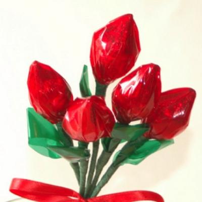 цветок своими руками