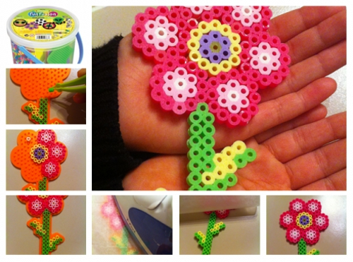 Своими руками цветочки делать