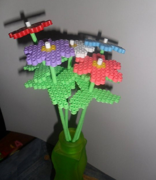 как сделать цветы своими руками