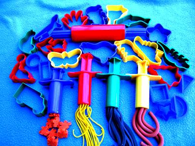 Пластилин Play Doh. Делаем сами) как сделать пластилин плей до в 10