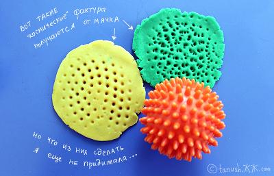 поделки из пластилина своими руками