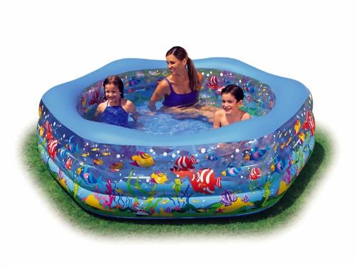 бассейн для детской площадки