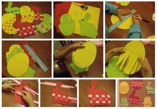 открытки с пасхой своими руками