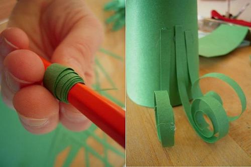 Как сделать из бумаги ёлку своими руками в домашних условиях