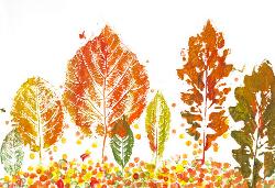 Осенние рисунки