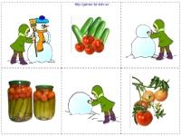 сюжетные картинки для развития речи