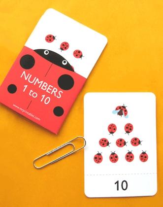 карточки по математике для дошкольников