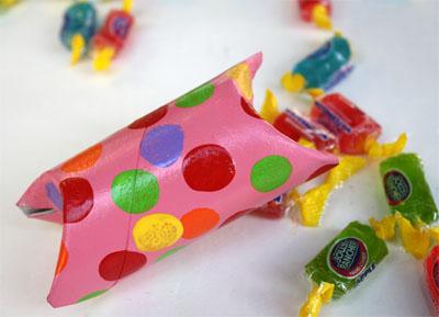 Коробочки из конфет своими руками