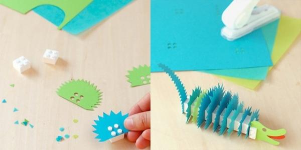 Поделки для дошкольников из бумаги своими руками