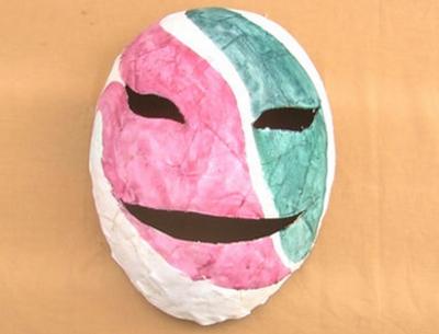 Как украсить карнавальную маску своими руками