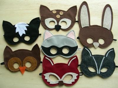 Как маскарадную маску своими руками 538