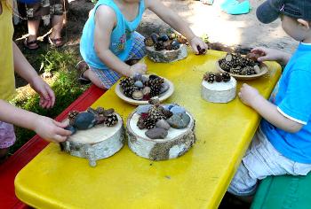 летние игры для дошкольников