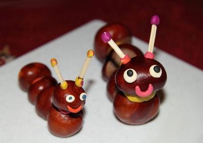 Игрушки для детей своими руками - мячик из губок 57