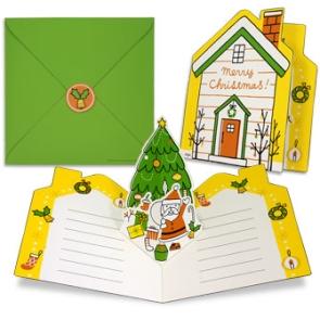 Новогодние открытки своими руками. Идеи новогодних открыток своими руками