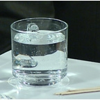 опыты с водой