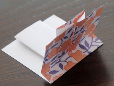платье оригами к 8 марта