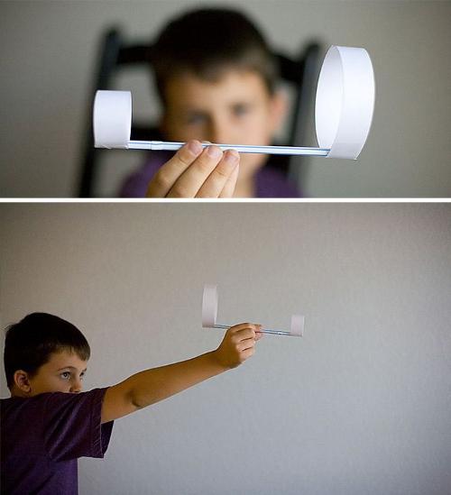 Как сделать самолетик
