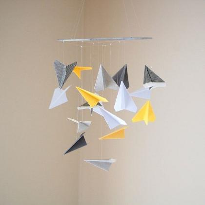 Оригами то что летает