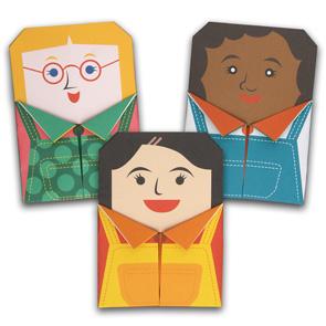 поделки на 8 марта в детском саду