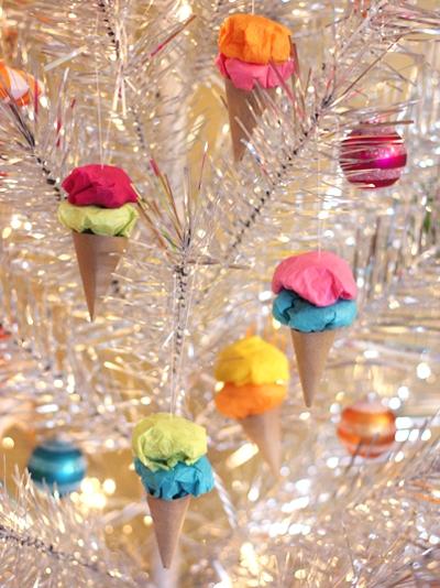 как сделать новогоднюю игрушку