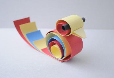 Материалы для поделок из бумаги своими руками