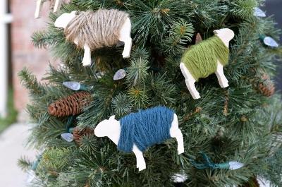 овца поделки своими руками