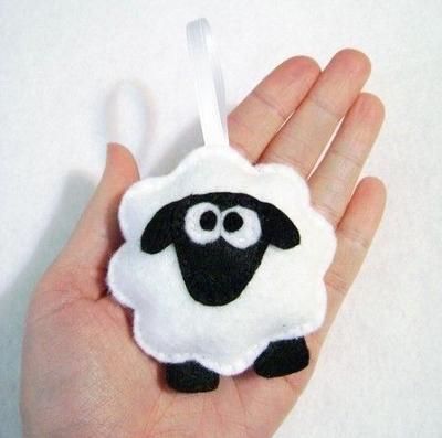 поделки к году овцы