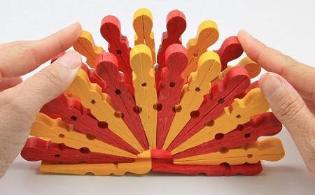 Как покрасить поделку акриловыми красками