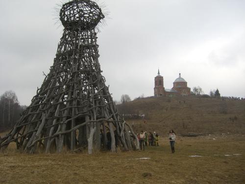 Странные места в московской области