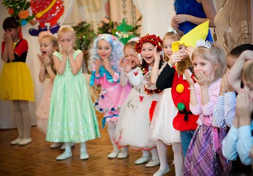 сценарий на новый год в детском саду подготовительная группа